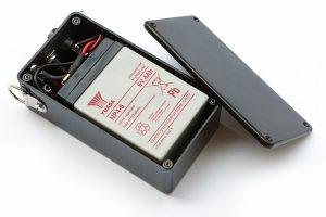 My DIY battery © Marcelo Isarrualde