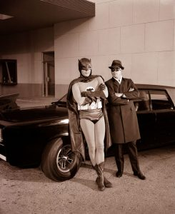 Batman Green Hornet