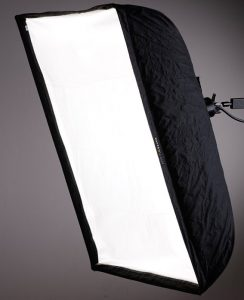 Wafer softbox